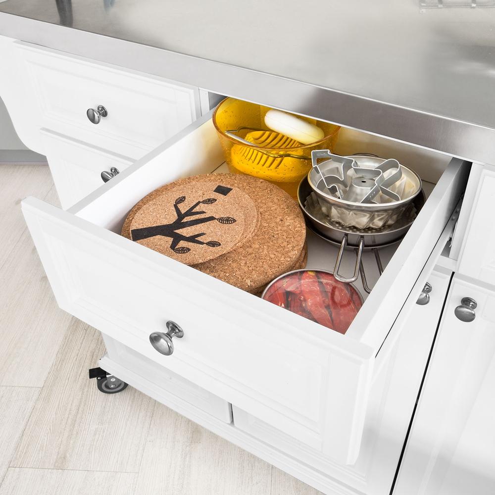 Sobuy carrello di servizio scaffale da cucina buttler mobili cucina fkw33 w it ebay - Scaffale cucina ...