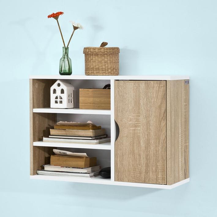 sobuy h ngeregal f r k hlschrank mit 5 haken t rregal. Black Bedroom Furniture Sets. Home Design Ideas