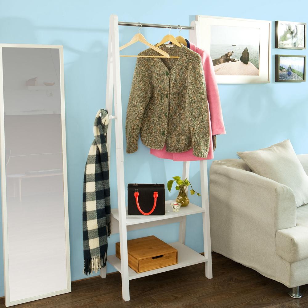 sobuy t lescope garde robe syst me herkule portant v tement penderie frg38 fr ebay. Black Bedroom Furniture Sets. Home Design Ideas