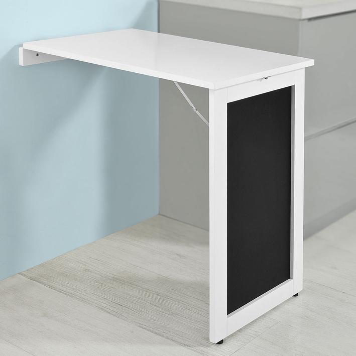SoBuy® Wandklapptisch aus MDF mit Tafel,Esstisch,Küchentisch ...